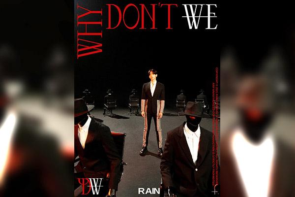Rain regresa como solista tres años después