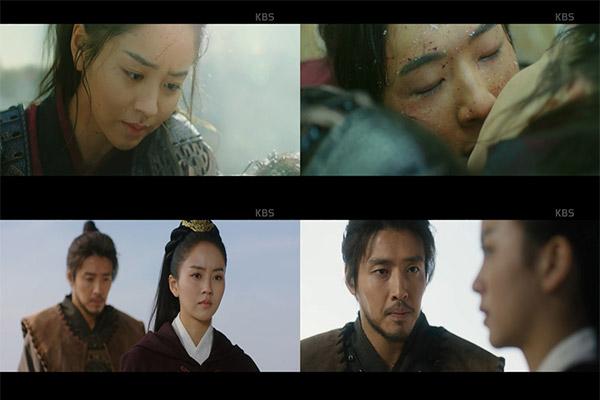 KBS新ドラマ「月が浮かぶ川」 快調な滑り出し
