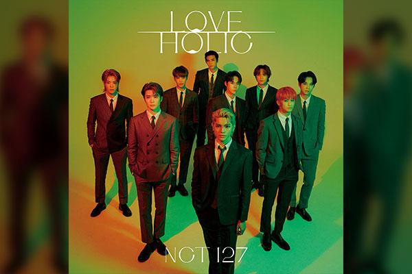 Album tiếng Nhật mới của NCT 127 dẫn đầu bảng xếp hạng Oricon trong ngày đầu phát hành