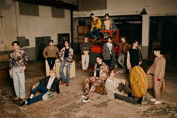 Seventeen tổ chức họp fan và talkshow kỷ niệm phát hành đĩa đơn tiếng Nhật mới vào tháng 4