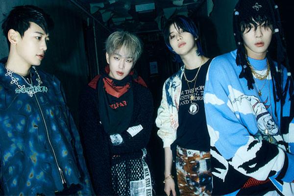 돌아온 샤이니 건재 과시…45개 지역 아이튠즈 앨범차트 정상