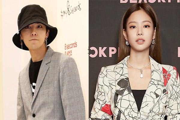 G-Dragon dan Jennie Kim Dikabarkan Berpacaran