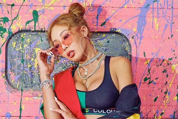 Nữ ca sĩ Jessi comeback vào ngày 17/3