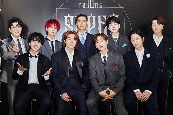 Super Junior releases new album celebrating 15th anniversary