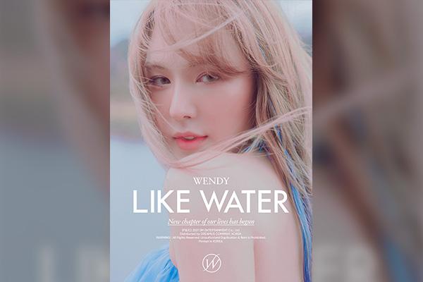 Wendy von Red Velvet gibt Solodebüt