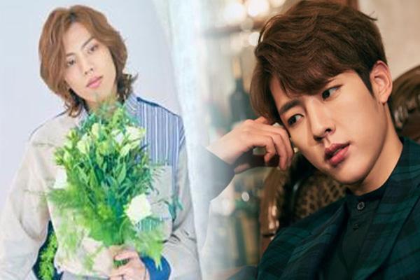 Dong Woo y Sung Yeol dejan Woollim