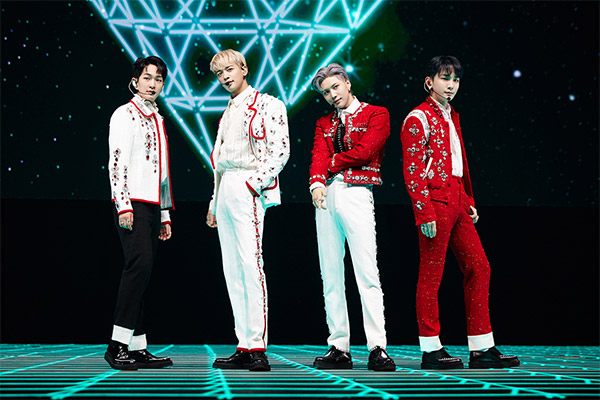 SHINee's concert draws fans from 120 countries worldwide