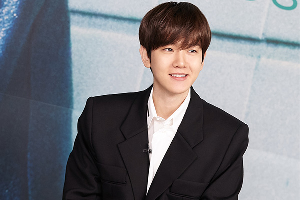 EXO's Baekhyun to enlist next month