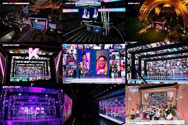 KCON:TACT3 mit K-Pop-Künstlern erfolgreich über die Bühne gegangen