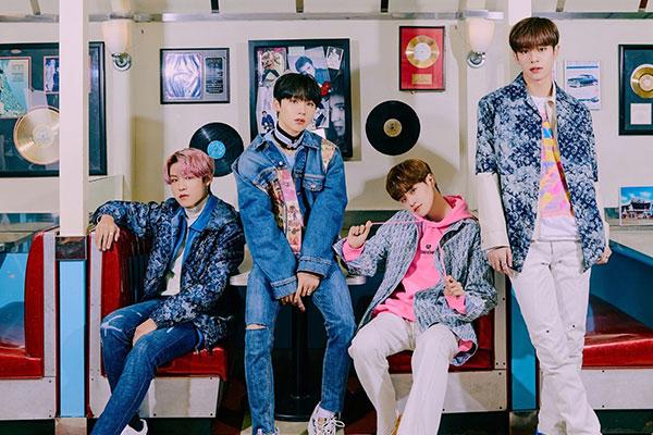 AB6IX phát hành album mới ngày 26/4