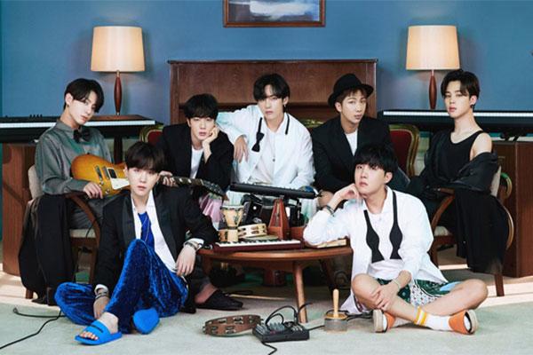 BTS, 미국 '아이하트라디오 어워드' 3개 부문 후보