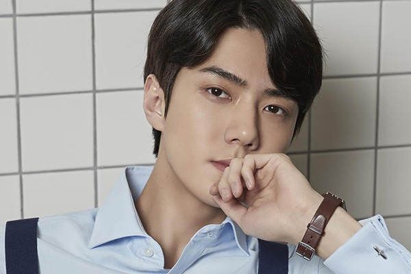 "Sehun EXO Berakting dalam Drama ""Now, We Are Breaking Up"""