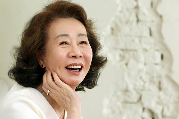 Schauspielerin Youn Yuh-jung mit BAFTA-Preis ausgezeichnet