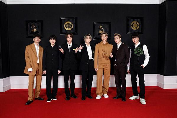 BTS Menjadi Duta Global Louis Vuitton