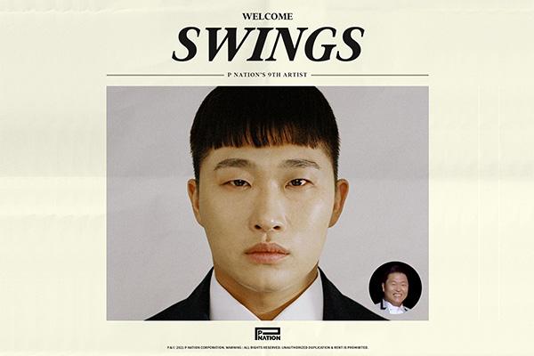 Nam rapper Swings về cùng nhà với PSY