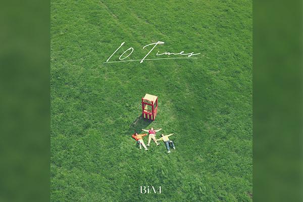 B1A4 veröffentlichen ein Lied für die Fans