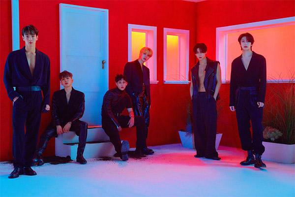 Monsta X phát hành album mini thứ 9 vào 1/6