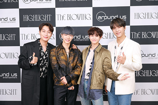 "Highlight Comeback dengan Album Baru ""The Blowing"""