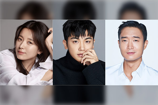 Han Hyo Joo y park Hyung Sik protagonizan la serie 'Happiness'