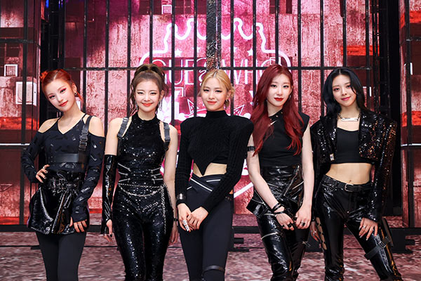 "Album ITZY ""GUESS WHO"" Berhasil Tembus Billboard TOP 200"