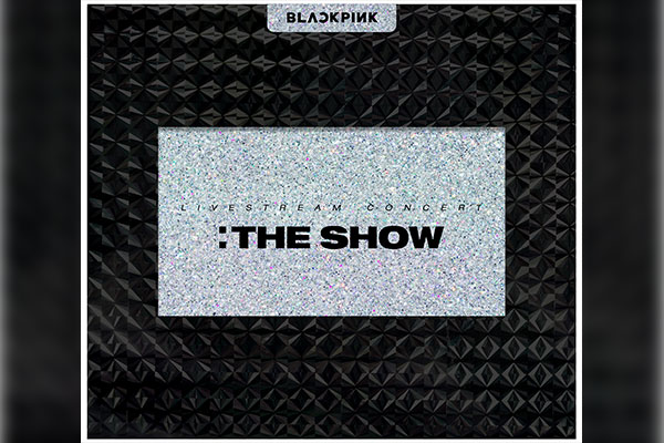 BLACKPINK オンライン公演『THE SHOW』ライブCD発売