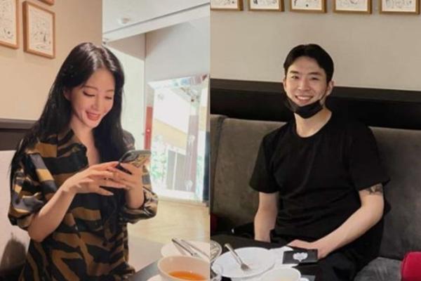 Han Ye Seul presenta a su novio