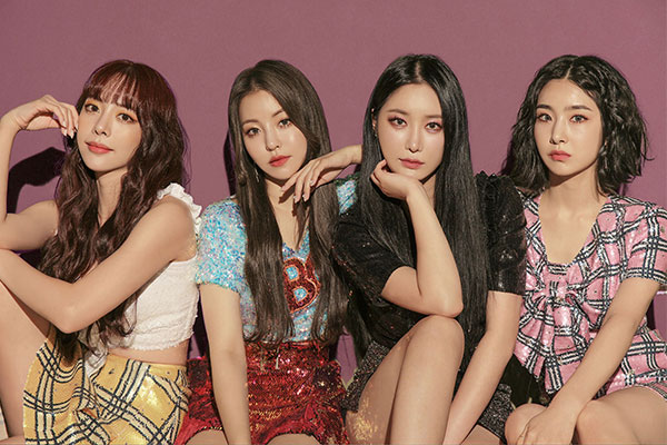 Brave Girls ガールズグループ初のMelon月間チャート3か月連続1位