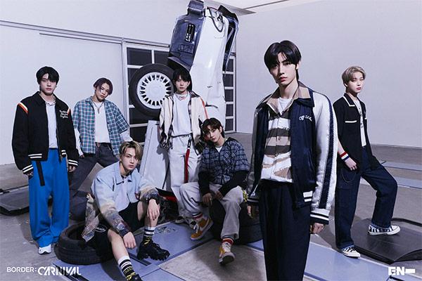 ENHYPEN erobern Charts in Korea, Japan und den USA