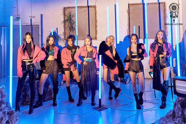 Dreamcatcher wurde als einzige K-Pop Gruppe zu Primavera Sound eingeladen