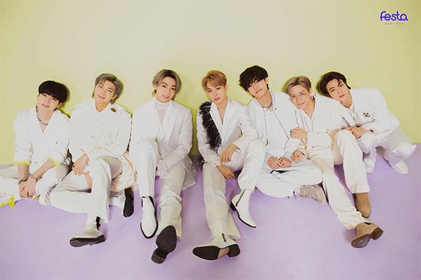 BTS '버터', 일본 오리콘 스트리밍 차트 3주째 1위