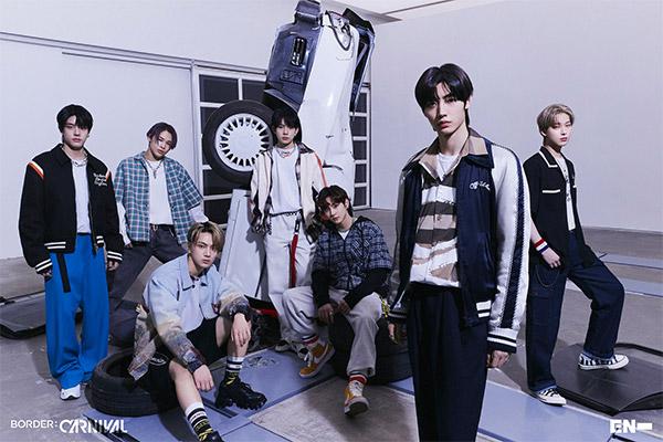 ENHYPEN バラエティーコンテンツ「EN-O'CLOCK」公開