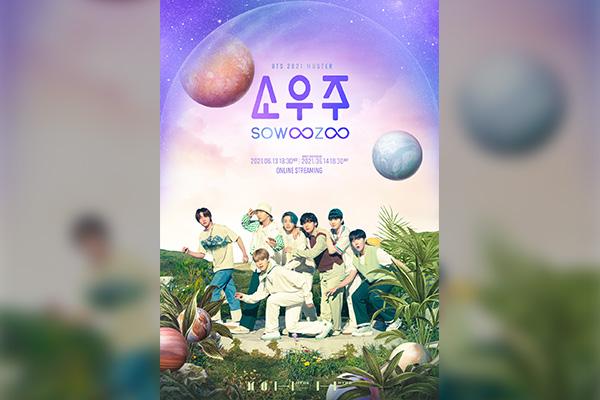 """BTS celebra su 8º aniversario con un fan-meeting: """"SOWOOZOO"""""""
