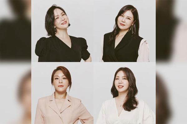 레전드 보컬그룹의 귀환…빅마마, 9년 만에 신곡 '하루만 더'