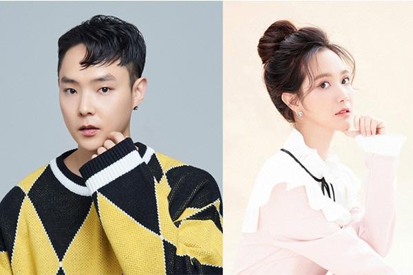 Rapper Jeong Min-hyuk phát hành ca khúc hợp tác với Jang Mi