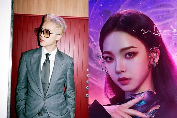 Quelles idoles de k-pop ont la tête bien faite ?