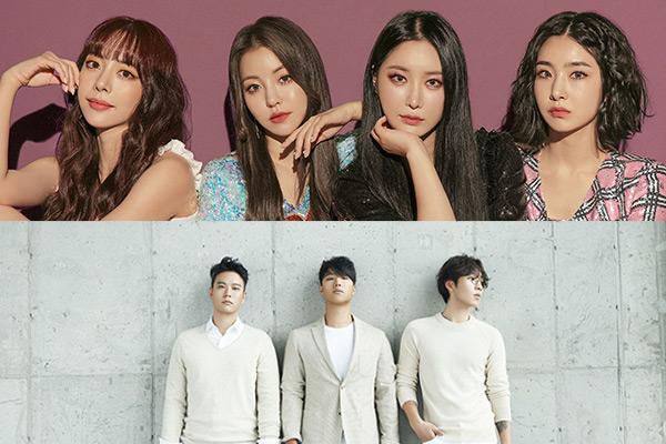 Bilan du 1er semestre 2021 (2) : Brave Girls et SG Wannabe savourent leur succès tardif