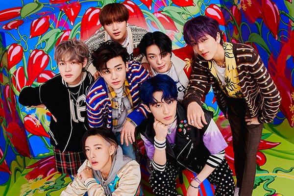 25 million K-pop albums sold in 1H of 2021