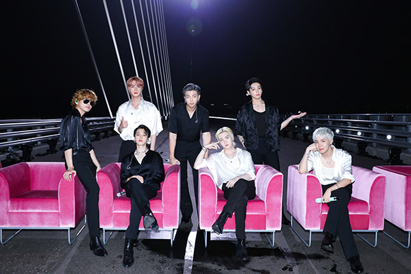 BTS performs new track on Jimmy Fallon Show