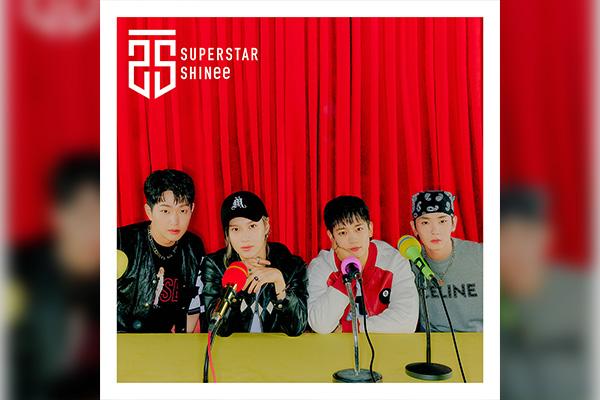 Album mini tiếng Nhật của SHINee dẫn đầu bảng xếp hạng Oricon trong ngày đầu phát hành