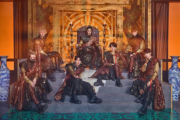 «HISTORY OF KINGDOM : PART 2. CHIWOO », 2e mini-album de Kingdom