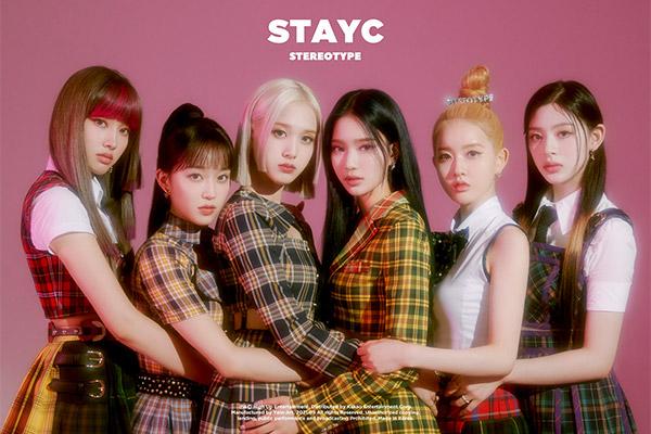 Erste EP von STAYC erscheint