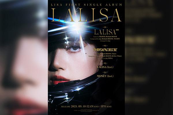 Trackliste für Lisas neues Album bekannt gegeben