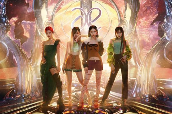 Nhóm nhạc nữ aespa phát hành album mini đầu tiên vào 5/10