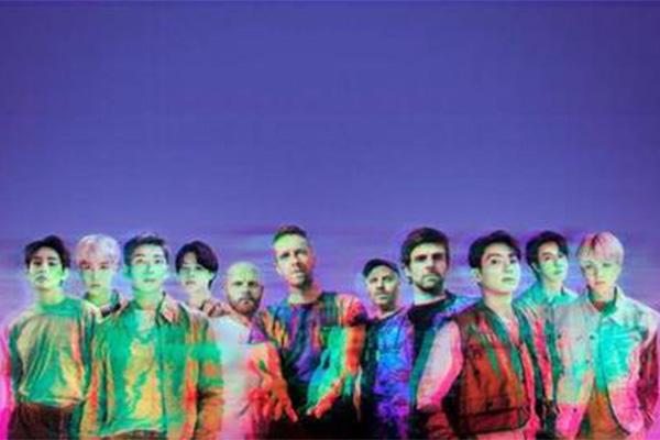 BTS hợp tác với ban nhạc Coldplay phát hành ca khúc mới vào 24/9