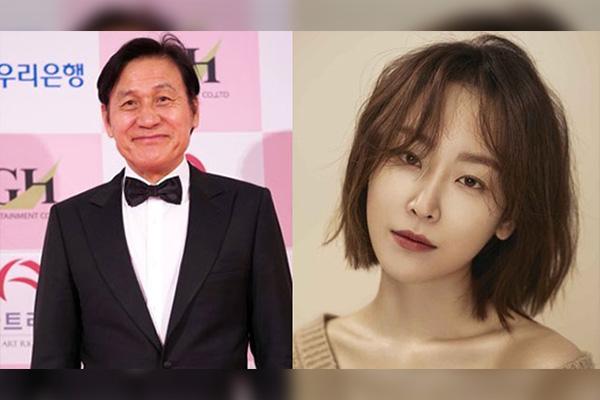안성기·서현진, 부녀 호흡…'카시오페아' 크랭크인