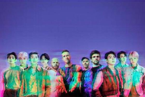 Coldplay anuncia colabo con BTS