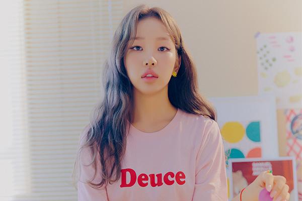 Baek A-yeon feiert neuntes Bühnenjubiläum und veröffentlicht Album