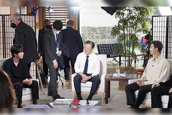 BTS nehmen das dritte Mal an UN-Vollversammlung teil und halten Rede