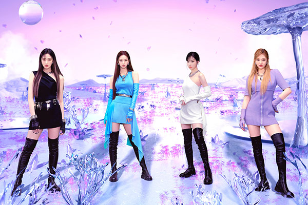aespa to appear on the 'Kelly Clarkson Show'