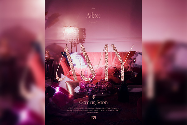 """Ailee regresa con """"AMY"""""""
